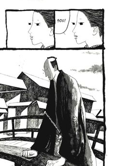 from Takemitsu Zamurai by Taiyo Matsumoto
