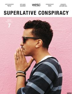 Superlative Conspiracy Mag #7 - The Summer Issue! Read online, here: http://issuu.com/wesc1999/docs/superlative_conspiracy__7__final_me/1?e=4105683/2596777