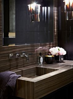 Luxury Bathroom by Taylor Howes.