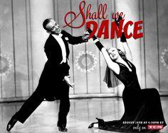 fred and ginger dancing   INVICTA FILMES: DIA 25 DE MAIO - VAMOS DANÇAR?
