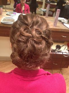 Bridal Updo simple