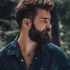 Sometimes the city smog is to much for my beard. He gets gloomy and needs to breathe some forest air to thrive. That or a lot of lasagna. @slackerblack