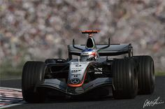 Video: Kimi's stunning last lap pass for victory – 2005