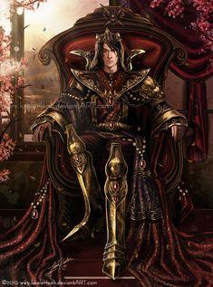 MZLoweRPP verified link on 6/20/2016 Source: keelerleah.deviantart.com Artist: Keelerleah Artist's Title: Golden Emperor