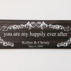My anniversary present finally came!!! Yay!!!! #personalcreations #tenyearsmarried