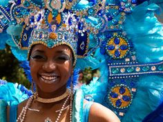 Locals dress up, dance and celebrate in one of several parades held during Aruba's Carnival -- January through March.