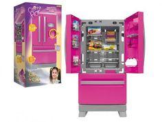 Casinha Flor Refrigerador Side by Side - Xalingo com as melhores condições você encontra no Magazine Jbtekinformatica. Confira!