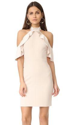 alice + olivia Платье с открытыми плечами Ebony