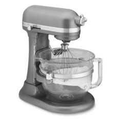 Meet the first KitchenAid mixer to combine a dramatic glass bowl with the convenient bowl-lift mechanism preferred by most professional bakers. Our Professional 6500 Design Series stand mixer also boasts the company's quietest motor for prep… Honey Oat Bread, Oatmeal Bread, Easy Banana Bread, Banana Bread Recipes, Oatmeal Bars, Loaf Recipes, Skillet Recipes, Dessert Recipes, Healthy Cake