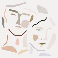 Fashion Collage Illustration Art Journals 29 Ideas For 2019 Art And Illustration, Illustration Inspiration, Graphic Design Inspiration, Bussiness Card, Grafik Design, Face Art, Art Inspo, Art Drawings, Art Projects