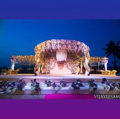10 Creative Tricks Can Change Your Life: Unique Wedding Flowers Guest Books wedding flowers greenery mauve. Wedding Reception Entrance, Wedding Stage Decorations, Wedding Ceremony Backdrop, Wedding Themes, Wedding Centerpieces, Wedding Ideas, Reception Ideas, Wedding Dresses, Wedding Mandap