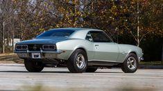 1968 Chevrolet Camaro RS/SS - 3 Chevrolet Camaro 1967, Chevy Camaro, American Racing Wheels, American Muscle Cars, Jaguar, Austin Martin, Chevy Muscle Cars, Pony Car, Vintage Cars