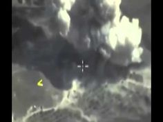 BREAKING : Russian SU-34 Bombers Destroyed an ISIS Hardened Command Center