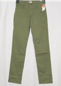DOCKERS Jean Cut or 5 Pocket Straight Fit Men/'s Pants NWT Assorted Colors Sizes