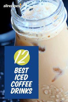 Best Iced Coffee, Iced Coffee Drinks, Coffee Drink Recipes, Espresso Drinks, Starbucks Drinks, Punch Recipes, Tea Recipes, Cooking Recipes, Recipies