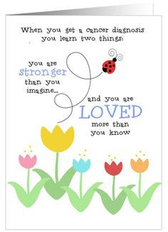 35 get well wishes for cancer patients cards cancer pinterest