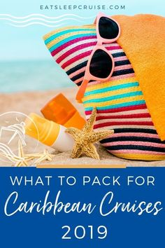 From toiletries, to outfits, and everything in between, we detail what we pack for our Caribbean cruises in this Complete Caribbean Cruise Packing Guide. Packing List For Cruise, Cruise Tips, Cruise Travel, Cruise Vacation, Disney Cruise, Travel Packing, Vacations, Travel Tips, Cruises