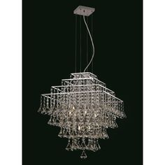 You'll love the Parma 6 Light Crystal Chandelier at Wayfair.co.uk - Great Deals on all Lighting products with Free Shipping on most stuff, even the big stuff.