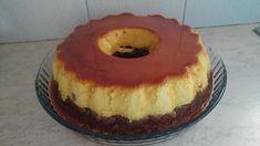 Kodrit kadir – Κρέμα καραμελέ σε βάση από κέικ