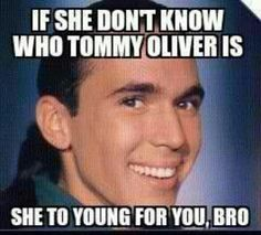 """""""She TOO young for you, Bro"""""""