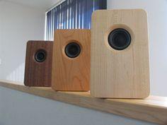 宗七音響、天然木を使ったスピーカーとオリジナルのプラグのRCAケーブル - AV Watch