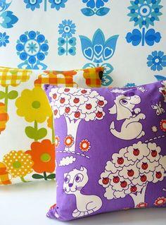 jane foster scandinavian print cushions