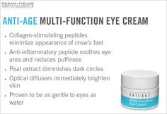 This Eye Cream is Amazing!! Rodan and Fields dpatterson10.myrandf.com