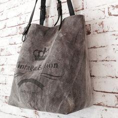 Grand sac vintage SOBEN (Version XL)