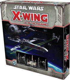 Boutique jeux de société - Pontivy - morbihan - ludis factory - Starwars Xwing