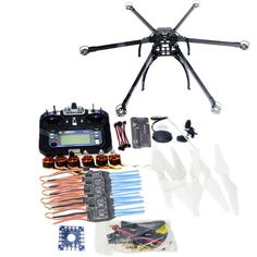 JMT Six-Axis Hexacopter Unassembled GPS Drone Kit with Flysky FS-i6 6CH 2.4G TX&RX APM 2.8 Multicopter Flight Controller     Tag a friend who would love this!     FREE Shipping Worldwide     Buy one here---> https://shoppingafter.com/products/jmt-six-axis-hexacopter-unassembled-gps-drone-kit-with-flysky-fs-i6-6ch-2-4g-txrx-apm-2-8-multicopter-flight-controller/