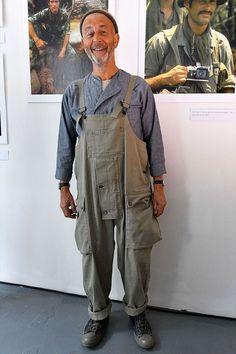 Men Street Look, Nigel Cabourn, Estilo Denim, London Fashion Week Mens, Male Fashion Trends, Mens Boots Fashion, Only Fashion, Looks Style, Military Fashion