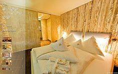 Balancesuite - Leading Family Hotel & Resort Alpenrose Bed, Furniture, Home Decor, Hotel Bedrooms, Decoration Home, Stream Bed, Room Decor, Home Furnishings, Beds
