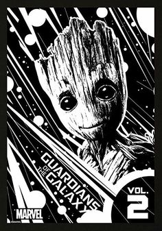 Marvel Heroes, Marvel Avengers, Marvel Universe, Comic Character, Character Design, Groot Guardians, I Am Groot, Guardians Of The Galaxy, Marvel Movies