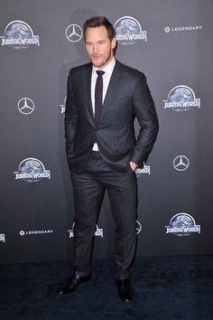 Chris Pratt - Jurassic World  World Premiere Paris May 29, 2015