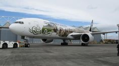 Air New Zealand Long White Cloud, Air New Zealand, Lotr, Aircraft, Vehicles, Aviation, The Lord Of The Rings, Car, Planes