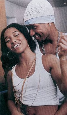 Chilli from tlc and usher | chilli and usher