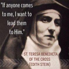 St. Edith Stein