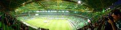 @Sporting O José Alvalade #9ine
