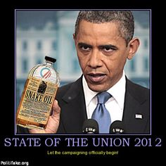 Snake oil salesman.  That sums it up perfectly.