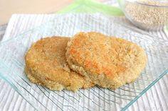 Hamburger di quinoa, scopri la ricetta: http://www.misya.info/2015/10/13/hamburger-di-quinoa.htm