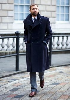 the flawless Patrick Grant