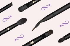 the eye makeup brush cheat sheet you need to see // pin now, save for later