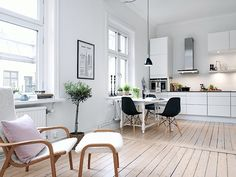 Inspiring Homes: Alvhem Home in Vasastaden | NORDIC DAYS | interior | design | home
