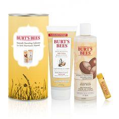 Burt's Bees Naturally Nourishing Body Collection