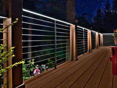 Image result for modern exterior railing