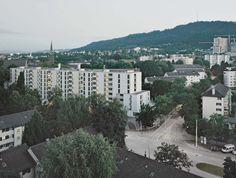Peter Märkli Im Gut housing . Zurich