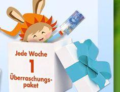 Gewinne im Kidoh Wettbewerb jede Woche ein Spielwaren-Überraschungspaket im Wert von 100.-!  Nimm am Oster-Wettbewerb teil und sichere dir deine Chance.  Hier gewinnen: http://www.gratis-schweiz.ch/gewinne-ein-spielwaren-ueberraschungspaket/
