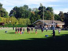 #boostbirhakeim - Training - Rencontre avec le Stade Français - @bbirhakeim