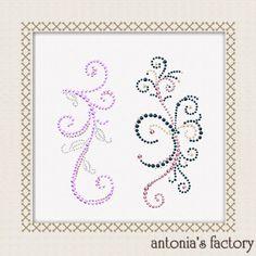 freebies de antonia's factory: embellecedores 2