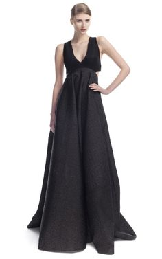 Look 36 - Donna Karan - PreFall 2013